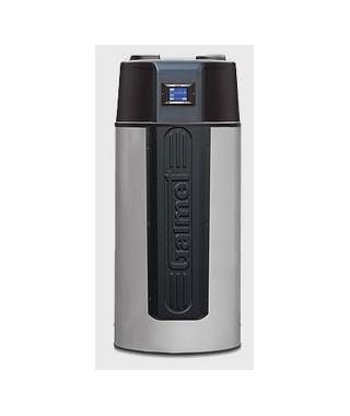 Pompa ciepła z podgrzewaczem c.w.u. w systemie powietrze-woda typ GALMET Basic 2 GT 200l z jedną wężownicą