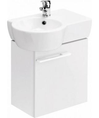 Szafka CERSANIT NANO COLOURS pod umywalkę NANO 50 asymetryczna prawa/lewa