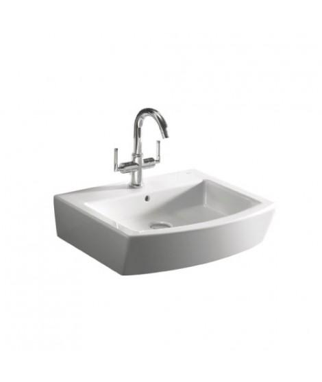 Umywalka ścienna lub nablatowa ROCA HALL 65