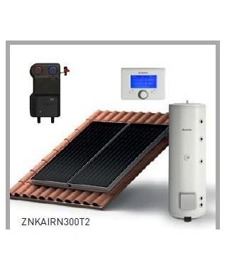 Pakiet solarny 2x Kairos 2.0 CF + BC2S 300 + sterowanie Sensys ARISTON CF Plus