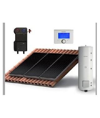 Pakiet solarny 3x Kairos 2.0 CF + BC2S 300 + sterowanie Sensys ARISTON CF Plus