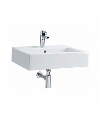 KOŁO TWINS Umywalka prostokątna 50cm z otworem L51150000