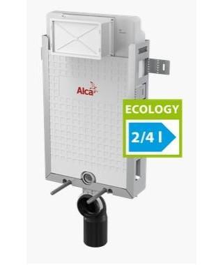 Stelaż podtynkowy do wc ALCAPLAST Renovmodul (zabudowa ciężka) ecology