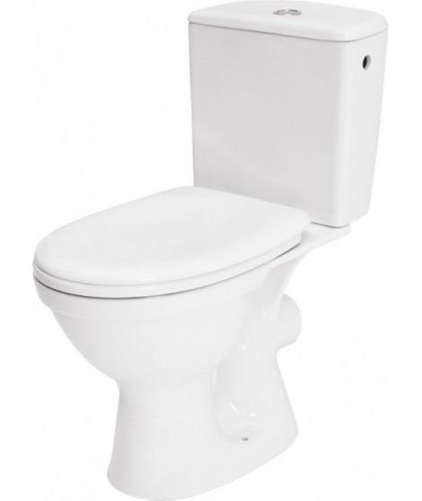 Zestaw WC kompakt CERSANIT MERIDA 3/6l + deska K03-014