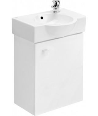 Szafka CERSANIT NANO pod umywalkę NANO 50 symetryczna prawa/lewa