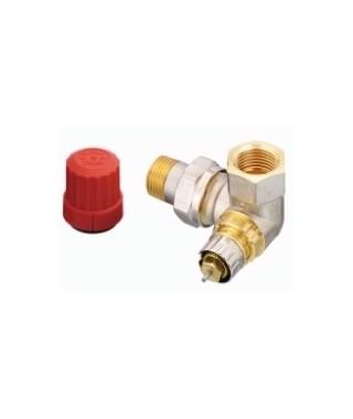Zawór termostatyczny RA-N 15 trójosiowy lewy (do grzejników drabinkowych) DANFOSS