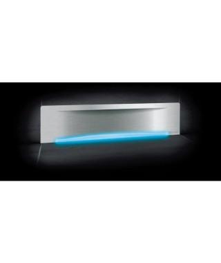 Odpływ ścienny LED RGB z pokrywą Wave KESSEL SCADA