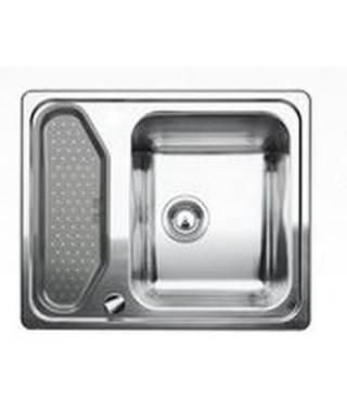 Zlewozmywak stalowy BLANCO CLASSIC 45, 62x51
