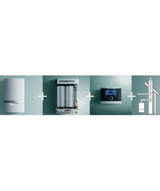 Vaillant Pakiet ecoTEC VCW plus 346/5-5 + VIH CL 20S + multimatic 700 + zestaw do szachtu