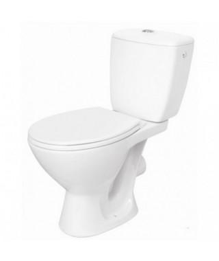 Zestaw WC kompakt CERSANIT KASKADA 3/6l + deska polipropylen K100-206