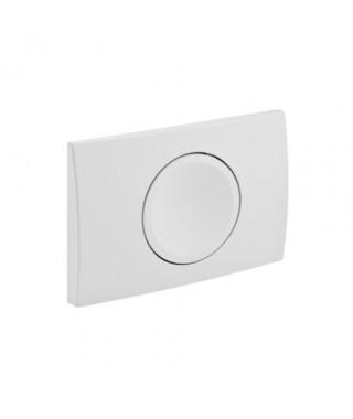 Przycisk spłukujący GEBERIT DELTA11 biały-alpin