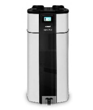 Pompa ciepła z podgrzewaczem c.w.u. w systemie powietrze-woda typ GALMET SPECTRA GT