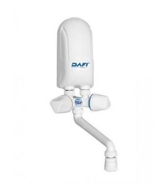 Elektryczny przepływowy podgrzewacz wody DAFI IPX5 3,7KW z baterią