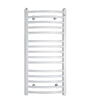 Grzejnik łazienkowy AMBRA R 50/100 INSTAL-PROJEKT biały