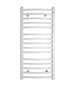 Grzejnik łazienkowy AMBRA R 55/140 INSTAL-PROJEKT biały