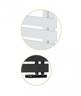 Grzejnik łazienkowy NAMELESS 50/90 INSTAL-PROJEKT biały