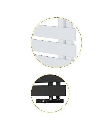 Grzejnik łazienkowy NAMELESS 50/120 INSTAL-PROJEKT biały
