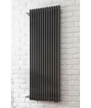Grzejnik łazienkowy GORGIEL IBERIS V 2000/590 1843W biały