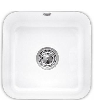 Zlewozmywak ceramiczny White Alpin VILLEROY & BOCH SUBWAY 60 SU 54x44 331001R1 (White Alpin)