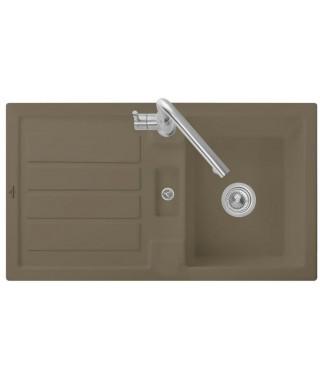 Zlewozmywak ceramiczny Timber VILLEROY & BOCH FLAVIA 50 90X51 330502TR (Timber)