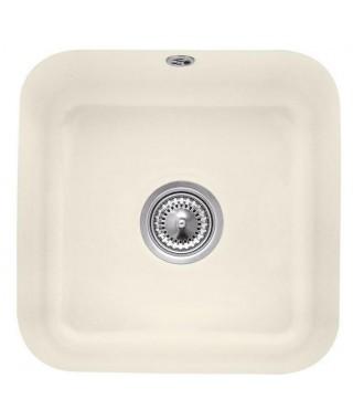 Zlewozmywak ceramiczny Ivory VILLEROY & BOCH CISTERNA 50 44x44 670301FU (Ivory)