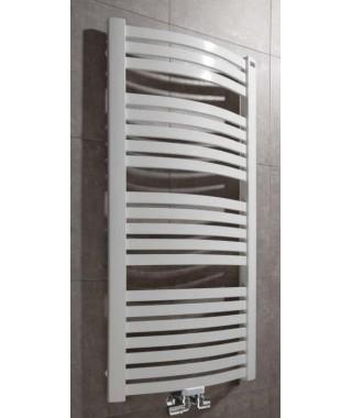 Grzejnik łazienkowy GORGIEL NADIR/W 1410/570 712W biały