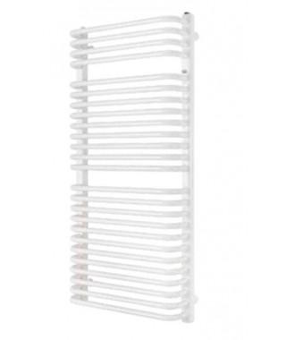 Grzejnik łazienkowy GORGIEL KSIĄŻE 1100/380 498W biały