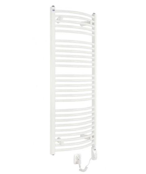 Grzejnik łazienkowy elektryczny GORGIEL HERKULES 1340/500 600W biały