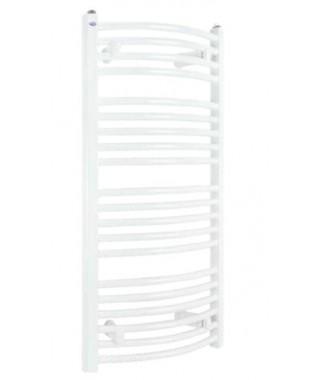 Grzejnik łazienkowy GORGIEL WEZYR 940/600 529W biały