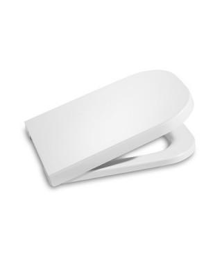 Deska wc duroplast wolnoopadająca ROCA GAP łatwowypinalna