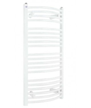Grzejnik łazienkowy GORGIEL WEZYR 1340/600 761W biały