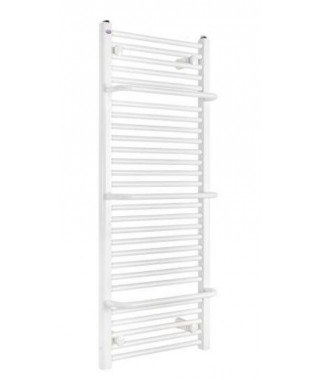 Grzejnik łazienkowy GORGIEL BARON 940/500 460W biały