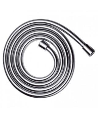 Wąż prysznicowy HANSGROHE Isiflex z imitacją powierzchni metalicznej 1,25 m
