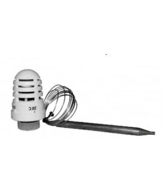 Głowica termostatyczna z czujnikiem kontaktowym M30 x 1.5 GORGIEL