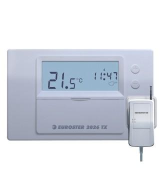 EUROSTER 2026TXRX regulator temperatury bezprzewodowy E2026TXRX
