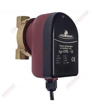 Pompa do cyrkulacji C.W.U. CP 15-1.5 WEBERMAN