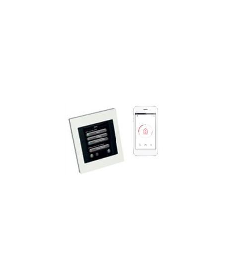 Panel centralny DANFOSS Link wyposażony w zasilacz podtynkowy, z wbudowanym modułem Wi-Fi AUTORYZOWANY PARTNER