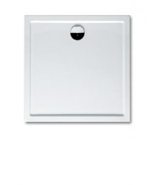 Brodzik kwadratowy RIHO Zurich 80x80x4.5 cm 248 biały