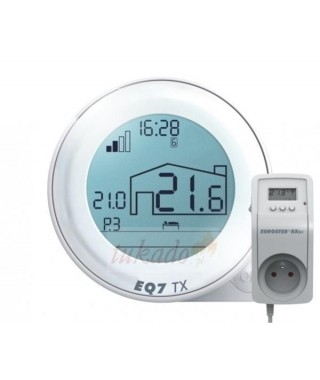 Bezprzewodowy regulator temperatury EUROSTER Q7TXRX