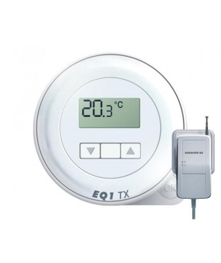 Bezprzewodowy regulator temperatury EUROSTER Q1TXRX