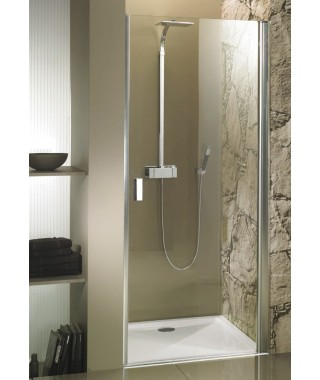 Drzwi prysznicowe 90 RIHO Nautic N101 lewe. szkło przezroczyste