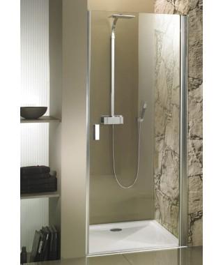 Drzwi prysznicowe 100 RIHO Nautic N101 lewe, szkło przezroczyste