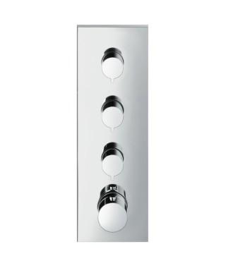 Moduł z termostatem AXOR SHOWER COLLECTION DN20 chrom