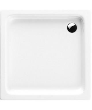 Brodzik kwadratowy 70x70x17/7 cm SCHEDPOL Grando Plus