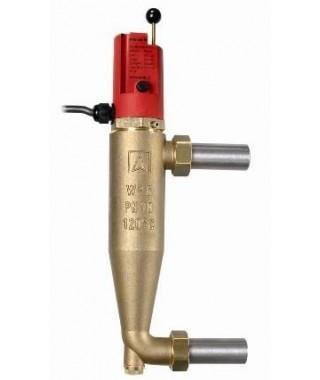 Elektromechaniczny czujnik niskiego poziomu wody WMS-WP6, z blokadą AFRISO
