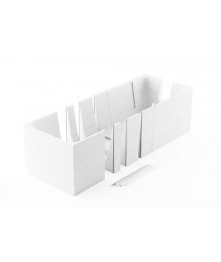 Nośnik styropianowy prostokątny 120-170x75x55/42.5 cm SCHEDPOL