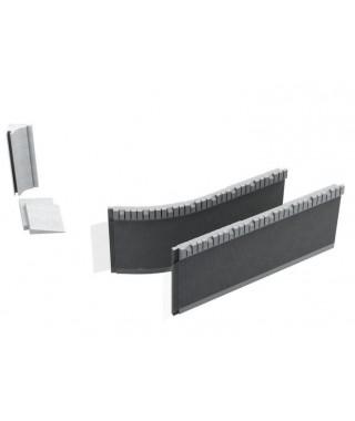 Obudowa elastyczna do brodzików półokrągłych i kwadratowych uniwersalna 160x36 cm SCHEDPOL