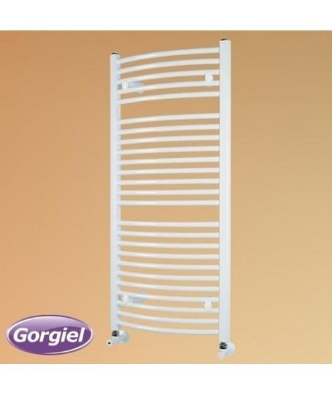 Grzejnik łazienkowy GORGIEL WEZYR 780/500 382W biały
