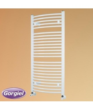 Grzejnik łazienkowy GORGIEL WEZYR 1500/500 738W biały