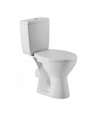 Zestaw WC kompakt CERSANIT ZENIT 3/6l + deska polipropylen